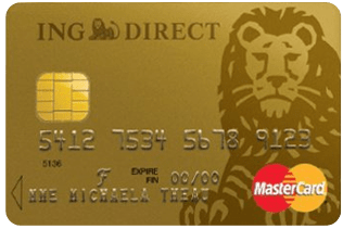 Gold Master Card